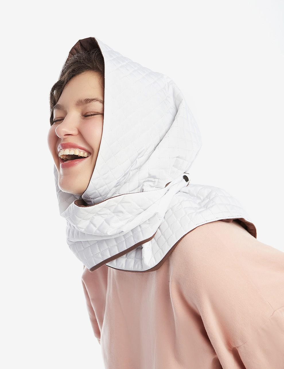 дутый платок купить