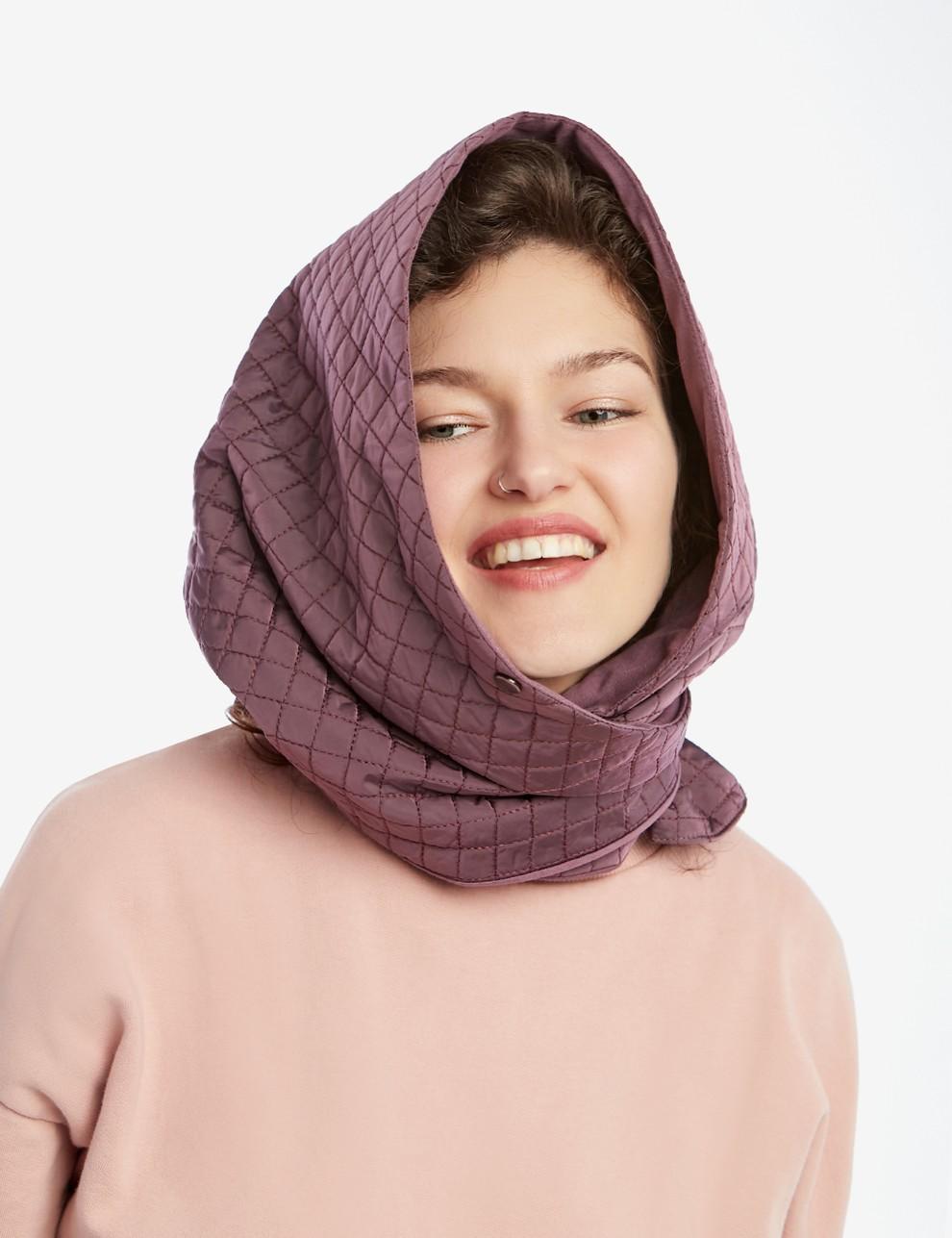 стеганый платок купить